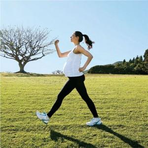 pregnant-walking